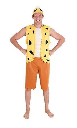 Fantasia BamBam Adulto - Flintstone