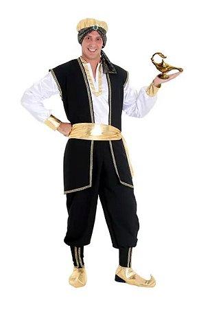 Fantasia Aladin Adulto
