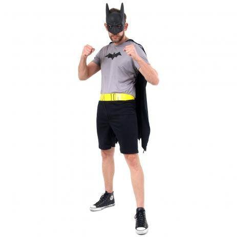 Fantasia Batman Adulto Verão