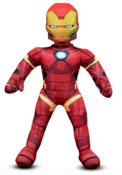 Boneco Homem de Ferro - My Puppet - Avengers - Marvel