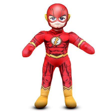 Boneco Flash - My Puppet - Justice League - Marvel