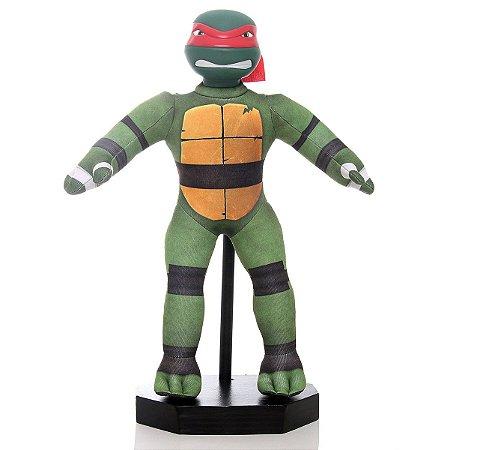 Boneco Tartaruga Ninja Raphael - My Puppet