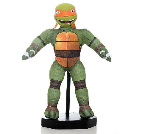 Boneco Tartaruga Ninja Michelangelo - My Puppet