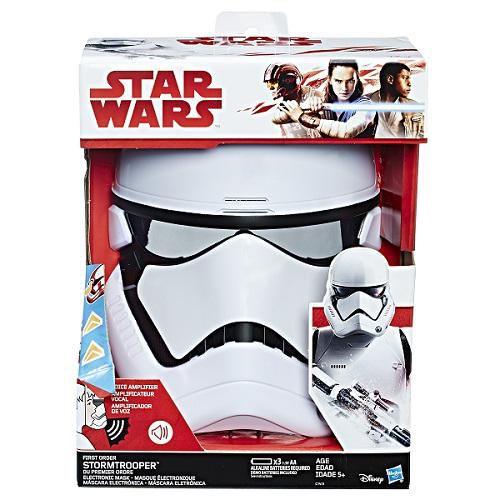 Mascara Eletrônica Star Wars StormTrooper - Hasbro C1413