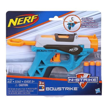 Lançador Nerf - N'Strike - Bowstrike - Hasbro B4614