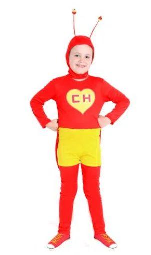 Fantasia Chapolin Infantil