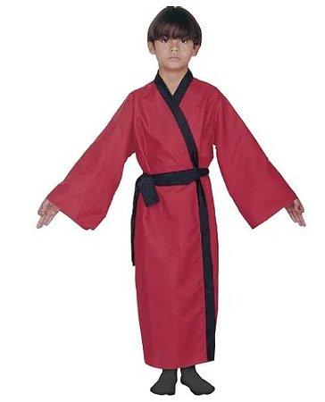 Fantasia Japão Masculino Infantil