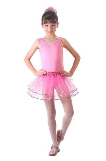 Fantasia Bailarina Basic Infantil
