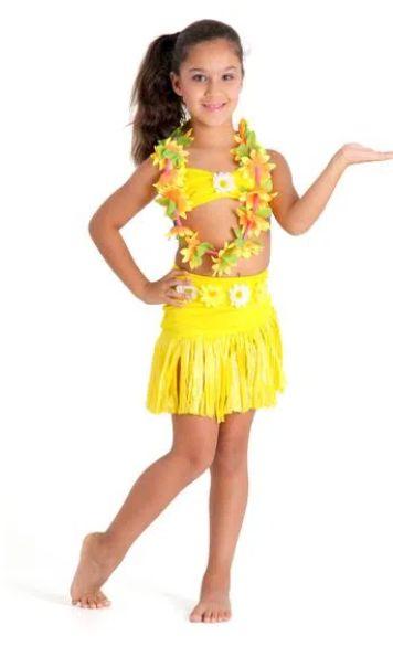 Havaiana Floral Infantil