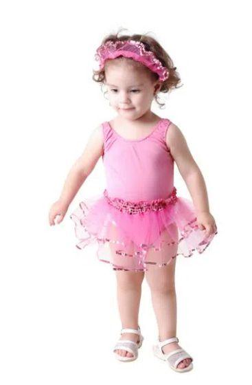 Fantasia Bailarina Bebê