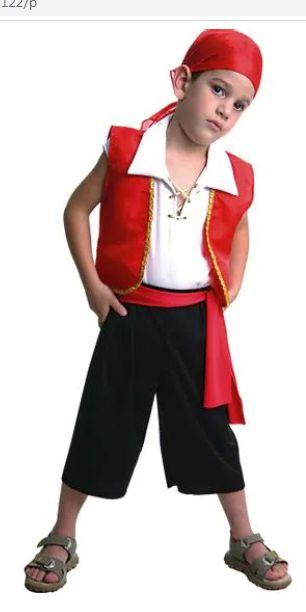 Fantasia Cigano Infantil