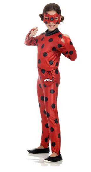 Fantasia LadyBug Infantil - Miraculous