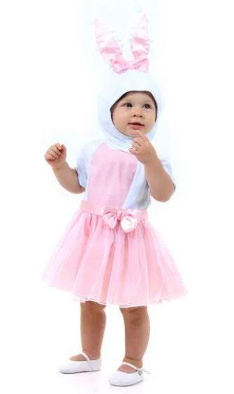 Fantasia Coelinha Baby