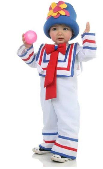 Fantasia Patati Bebê