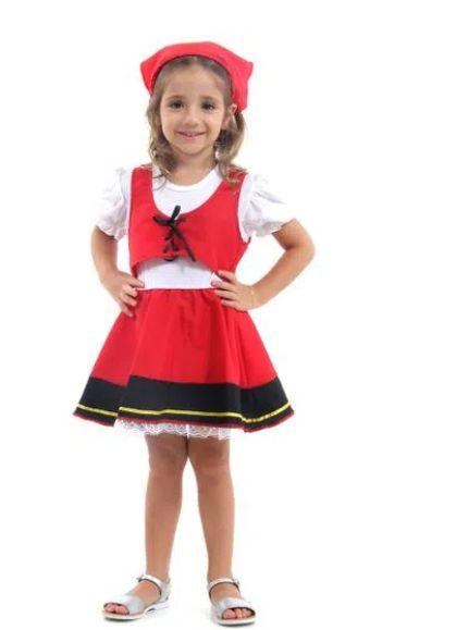 Fantasia Portuguesa Infantil