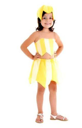 Fantasia Ester Infantil - As Princesas do Mar