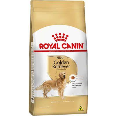 Ração Royal Canin  para Cães Adultos da Raça Goden Retriever - 12Kg