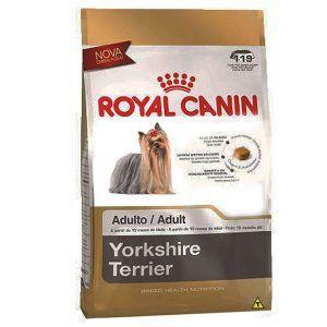 Ração Royal Canin - Raças Específicas - Para Cães Adultos da Raça Yorkshire 2,5Kg