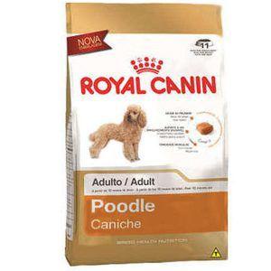 Ração Royal Canin - Raças Específicas - Para Cães Adultos da Raça Poodle 1Kg