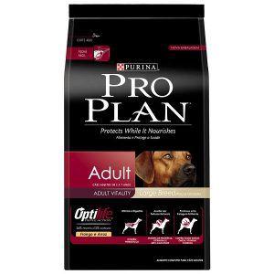 Ração Pro Plan - Cães Adulto Raças Grandes 15Kg