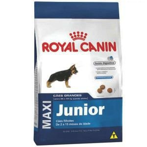 Ração Royal Canin - Maxi Junior - Para Cães Filhotes de Raças Grandes de 2 A 15 Meses de Idade 15Kg