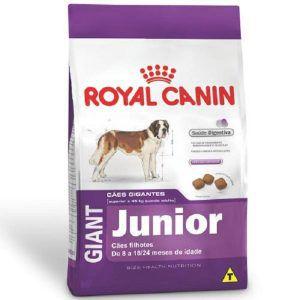 Ração Royal Canin - Giant Junior - Para Filhotes de Cães Gigantes 15Kg