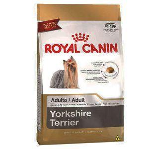 Ração Royal Canin - Raças Específicas - Para Cães Adultos da Raça Yorkshire 1Kg