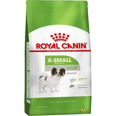 Ração Royal Canin - X-small - Para Cães Adultos 1Kg