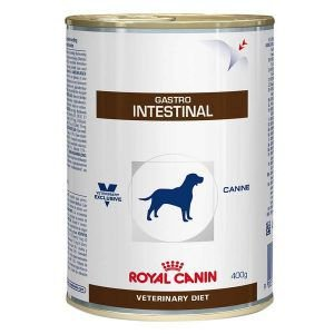 Ração Royal Canin Lata - Canine Veterinary - Diet Gastro Intestinal 400g