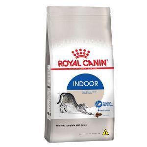 Ração Royal Canin - Feline Indoor - Para Gatos Adultos 1,5Kg