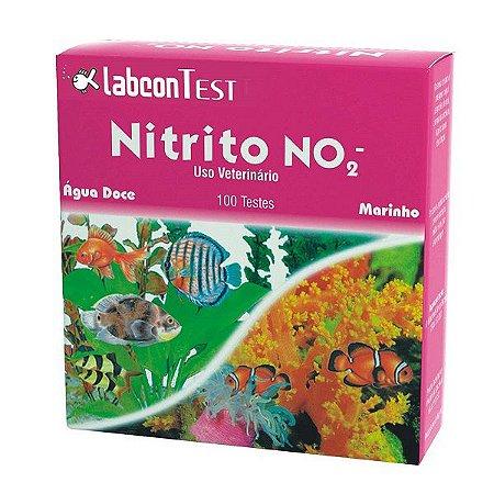 Labcon - Test Nitrito Kit de Testes Para Peixes de águas Doce Ou Salgada