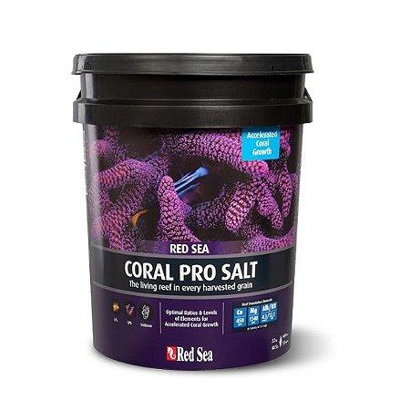 Sal Para Aquário Marinho Red Sea Coral Pro Salt 22kg