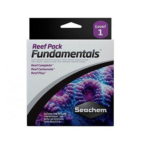 Seachem Reef Pack Fundamentals 100 ml
