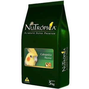 Ração Nutrópica com Frutas - Para Calopsita - 5Kg