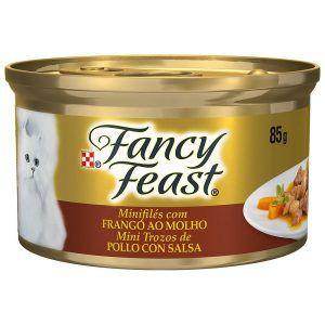 Minifilés - Nestlé Purina - Fancy Feast
