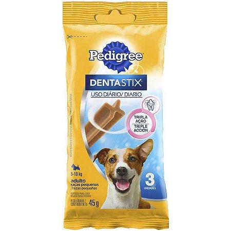 Petisco Pedigree - Dentastix Oral Para Cães Adultos - Raças Pequenas 3unid