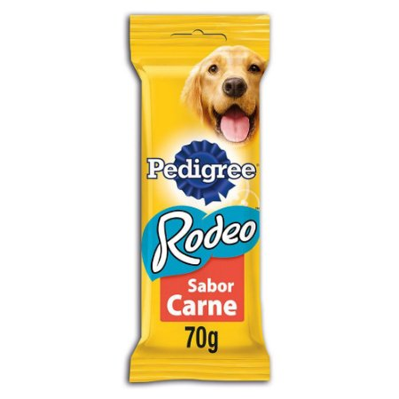 Pedigree Rodeo - Carne - 4 Sticks 70gr