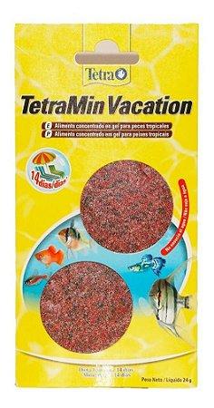 TetraMin Vacation - Alimento De Férias Para Peixes - 24g