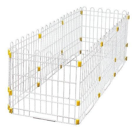Cercado Canil Garde - Para Pets - Tamanho 8x50x80cm