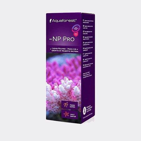 Aquaforest NP-Pro - Suplemento em Bactérias Probióticas Para Aquários - 50ml