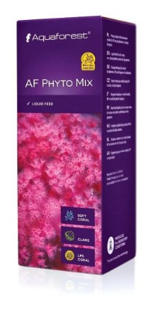 Aquaforest Phyto Mix - Alimento Para Coral de Aquários - 100ml