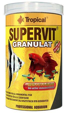 Ração Tropical Supervit Granulat - Para Peixes Ornamentais - 55g