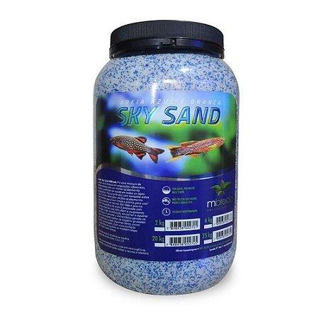 Areia MBreda Sky Sand Pote - 6Kg