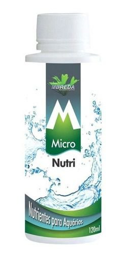 Fertilizante MBreda Micronutri  - 120ml