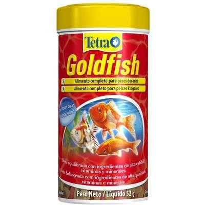 Ração Tetra Goldfish Flakes 250ml – 52g