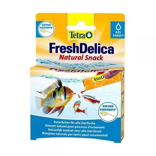 Ração Tetra Freshdelica Brine Shirimp - 48g