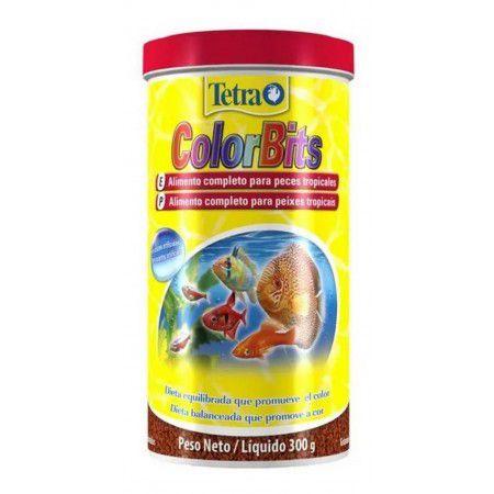 Ração Tetra Colorbits Granules 1l - 300g