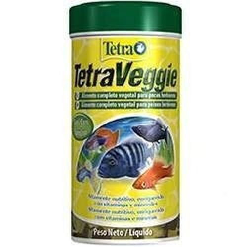 Ração Tetra Veggie Flakes Para Peixes Herbívoros - 52g