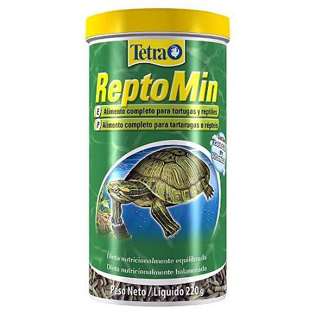 Ração Tetra Reptomin Sticks Para Tartarugas - 220g