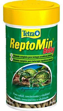 Ração Tetra Reptomin Baby Para Tartarugas jovens - 26g